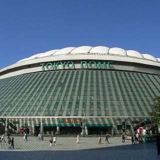 東京ドーム初戦