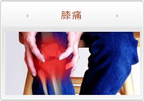 症状の解説:膝痛