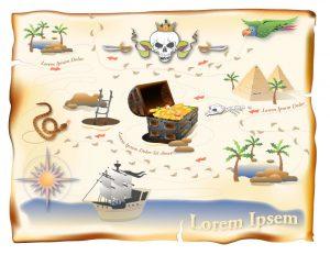 レントゲン写真は症状の原因究明の「宝の地図」です