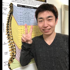 お客様の喜びの声:ストレートネック・首の痛み改善;事例・小谷拓未様
