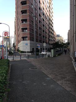 東横インの分岐路