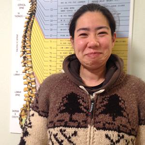 お客様の喜びの声:腰痛・ぎっくり腰改善;事例・鈴木美穂様