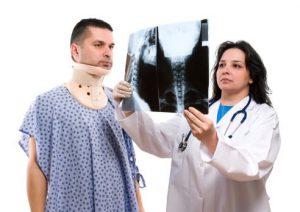 レントゲン検査で骨格の歪みをチェック!