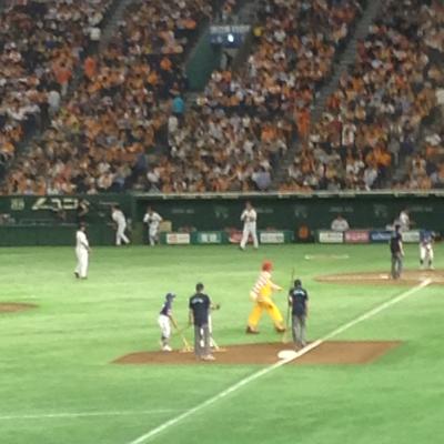 東京ドーム土日連戦