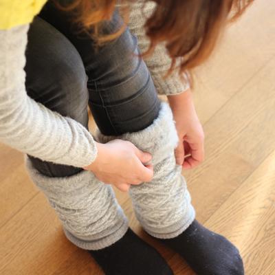 「足の冷え」には、『ふくらはぎ』が大きく関連
