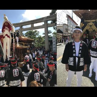岸和田だんじり祭り2018