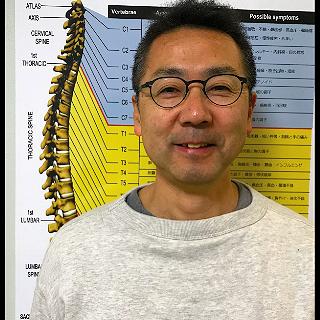 お客様の喜びの声:ストレートネック・首の痛み改善;事例・田中 彰様