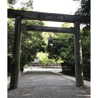 熱田神宮参詣