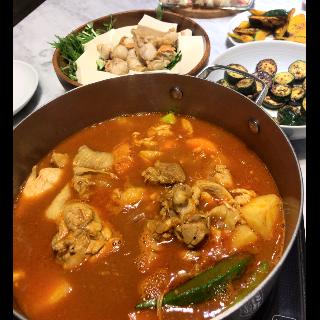 スープカレー鍋