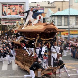 岸和田だんじり祭り2019