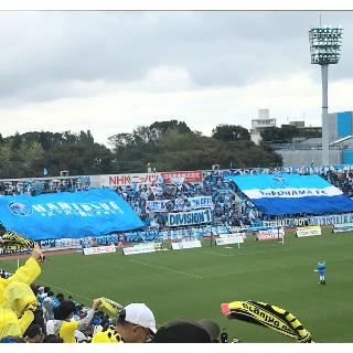サッカー初観戦