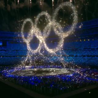 オリンピック閉会